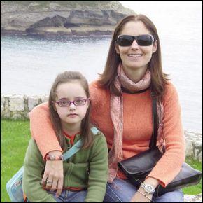 Las dos Paulas, madre e hija
