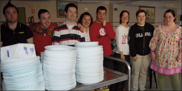 Voluntariado del Programa de Empleo con Apoyo