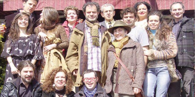 Familia de Abraham San Martín