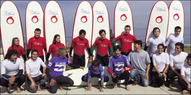 Taller de surf